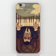 Take Five  iPhone & iPod Skin