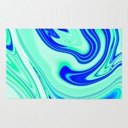 Abstract Fluid 11 Rug