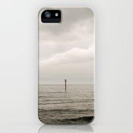 Killiney Beach Bird Watch iPhone Case