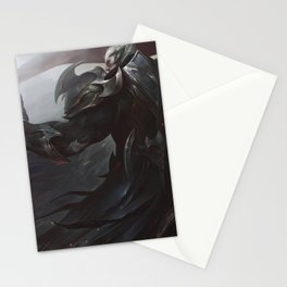 God King Darius League Of Legends Stationery Cards