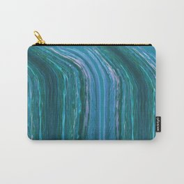 344 - Abstract Colour Design Carry-All Pouch
