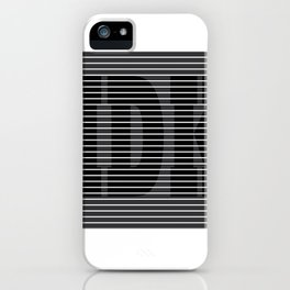 IDK iPhone Case