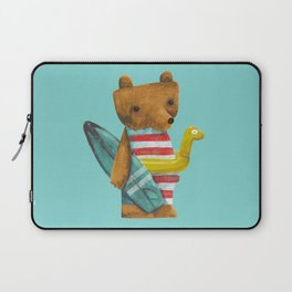 Summer Bear Laptop Sleeve