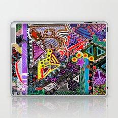 Perpetually Foreign (Kuwait/Seattle/C-Bus) Laptop & iPad Skin