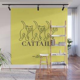Howlin' Mad Murdock's 'Cat Tails' shirt Wall Mural
