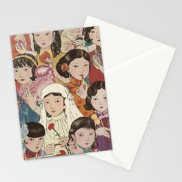 The Song of Everlasting Sorrow #1 Stationery Cards