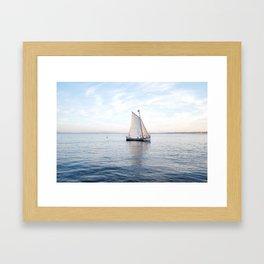 Full Sail Framed Art Print