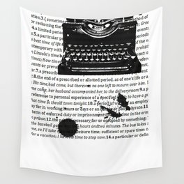 Letters To Saul Wall Tapestry