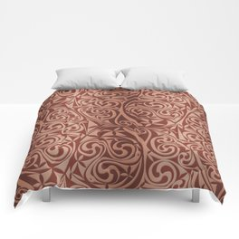 Celtic Warlord copper Comforters