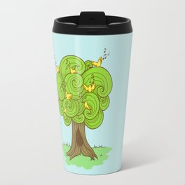 The Music Tree Travel Mug