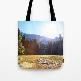 Yosemite National Park, Yosemite Valley, California Tote Bag