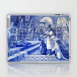 Portuguese Historical Art. Laptop & iPad Skin