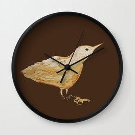Babybird Wall Clock