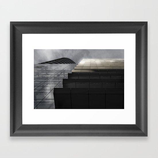 Builds 1 Framed Art Print