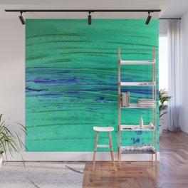 Blue Brane rivers Wall Mural