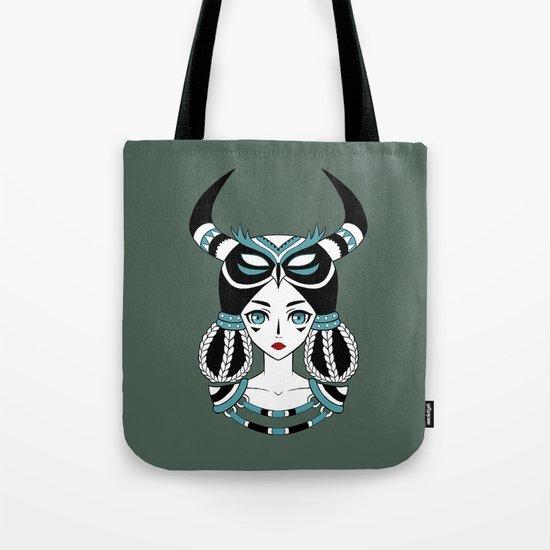 Owl Tribe Tote Bag