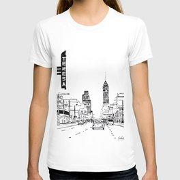 El Teresa T-shirt