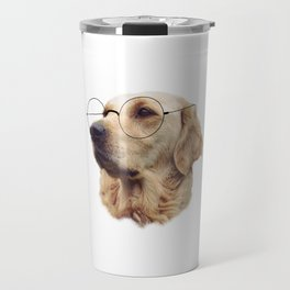 Nerd Doggo Travel Mug