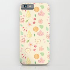 Fruit and Flora iPhone 6s Slim Case