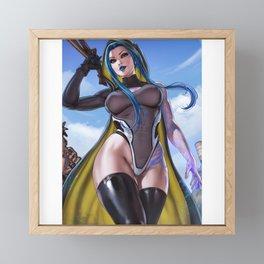 Maya! Framed Mini Art Print