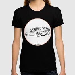 Crazy Car Art 0225 T-shirt