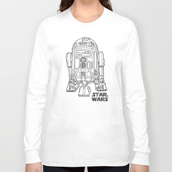 r 2 d 2 Long Sleeve T-shirt