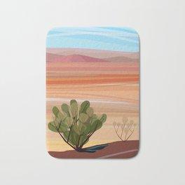 Mojave Desert (Vertical) Bath Mat