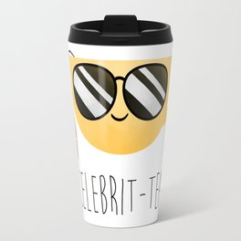 Celebrit-tea Travel Mug