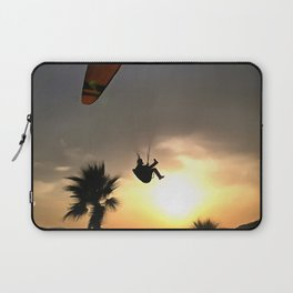 Dropzone At Dusk Laptop Sleeve