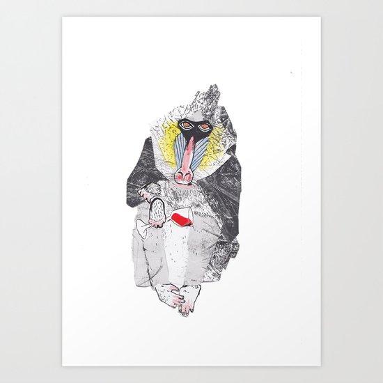boon Art Print