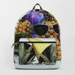 Pineapple Party Time Backpack