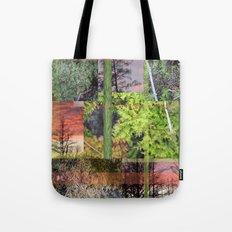 Trees & Moss Tote Bag