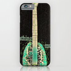 Breathing music iPhone 6s Slim Case