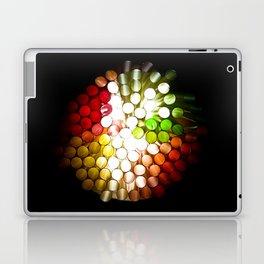 Honeycomb Illumination Laptop & iPad Skin