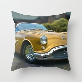 1954 Olds F-88 No. 2 Throw Pillow