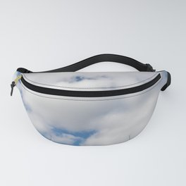 clouds of cotton Fanny Pack