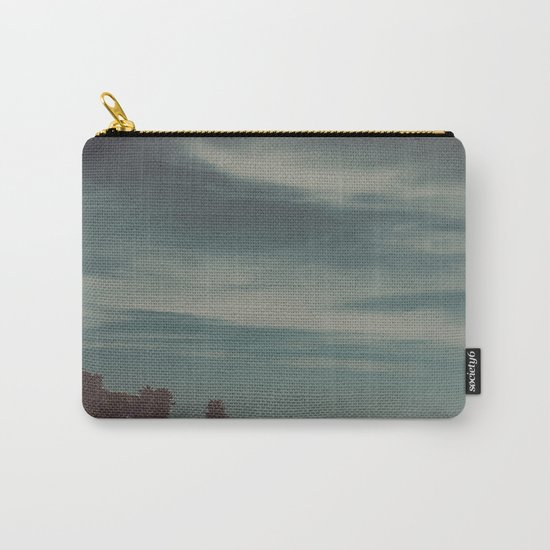 Let's Just Breathe Carry-All Pouch