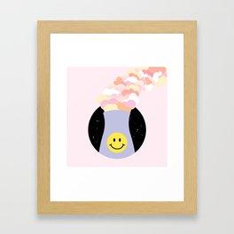 It's nuclear! Framed Art Print