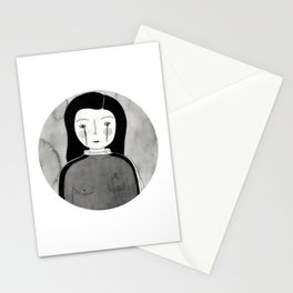 Llorar a lágrima viva Stationery Cards