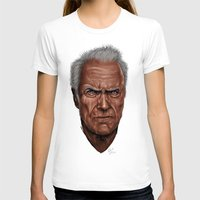 clint barton T-shirts featuring Clint by Palm