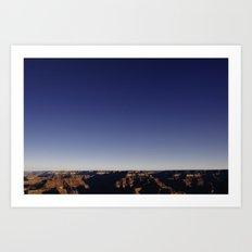 Grand Canyon 1. Art Print