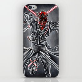 Darth Maul - StarWars iPhone Skin