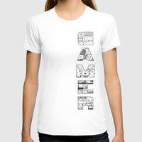 gamer T-shirts featuring Gamer 2 by Angela Felan