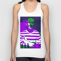 picasso Tank Tops featuring Picasso by Art Pop Store