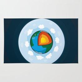 Earth Cake Rug