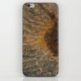 Rusted Water iPhone Skin