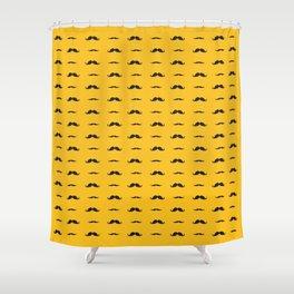 Stache Shower Curtain