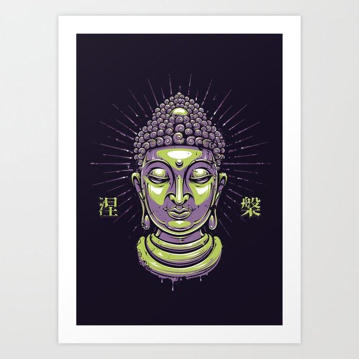 Great Buddha Kunstdrucke