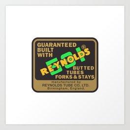 Reynolds 531 - Enhanced Art Print