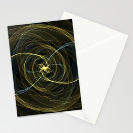 Yellow Ribbons Stationery Cards